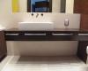 meble łazienkowe szafka pod umywalkę fornir venge
