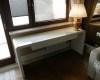 biurko wysoki połysk lakier