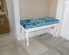siedzisko stylowe tapicerowane