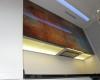meble kuchenne światło led spody szafek górnych fronty lakobel z grafiką